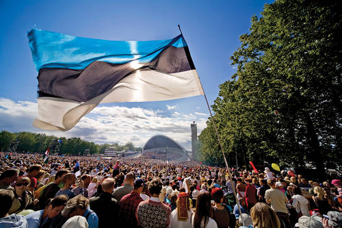 Tallinn Song Festival Grounds