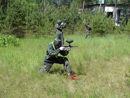 Club estonien de Paintball