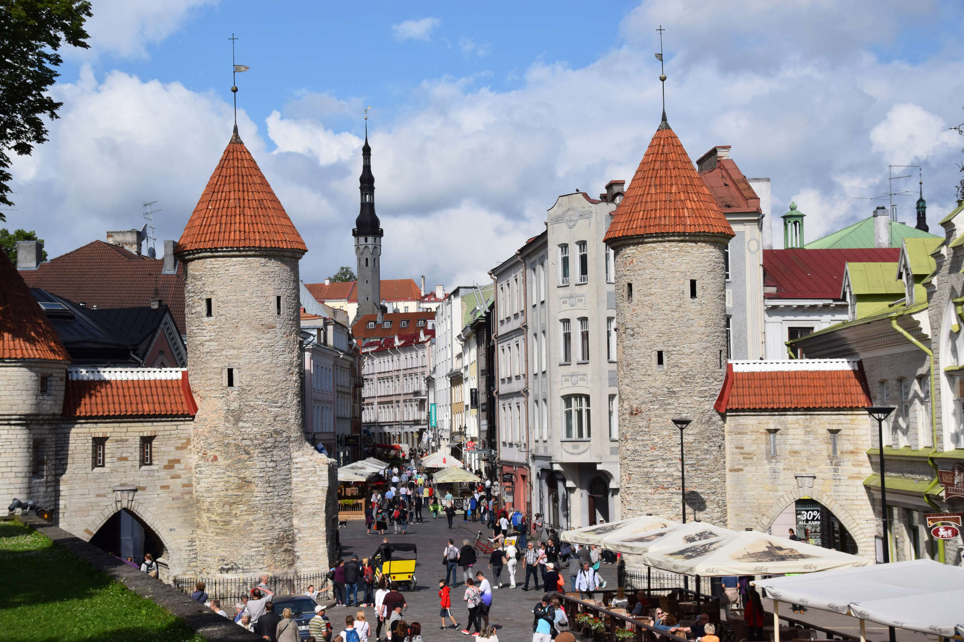 Best Restaurants In Tallinn Estonia