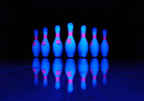 Zelluloos Bowling