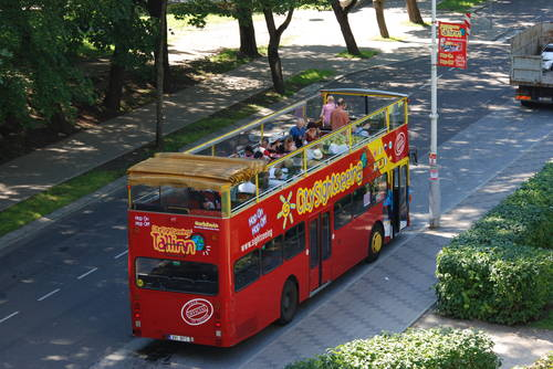 CitySightseeing Tallinn – Open Top Tour