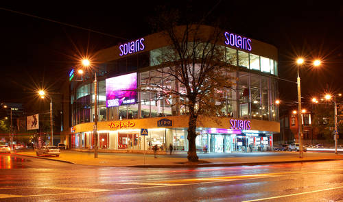 Solaris Centre
