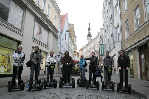 Location de Segway
