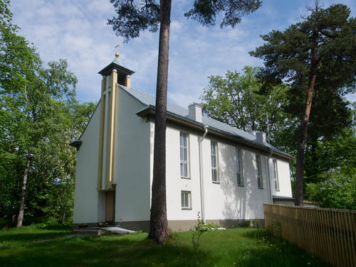 Nõmme Saviour's Lutheran Church